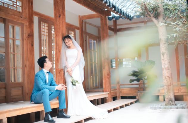 preset lightroom dành cho ảnh cưới