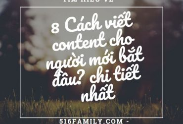 8 Cách viết content cho người mới bắt đầu? chi tiết nhất