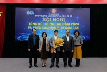 Xây dựng thị trường thương mại điện tử lành mạnh và phát triển bền vững ở Việt Nam