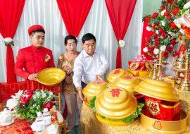 Chụp lễ rước dâu sáng ngày 28/3 Tài_Giàu