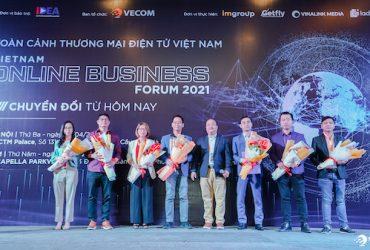 Diễn đàn Toàn cảnh Thương mại điện tử Việt Nam 2021