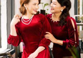 Bộ ảnh áo dài đẹp nhất, bộ sưu tập áo dài đẹp tại 516family.com