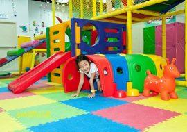 10 kỹ thuật chụp ảnh khu vui chơi giải trí trẻ em, chụp ảnh nội thất không gian