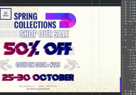 80 banner thời trang, download banner trang trí gian hàng lazada 2021