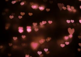 70 Bokeh Hearts Overlays, tải miễn phí Bokeh Hearts Overlays,